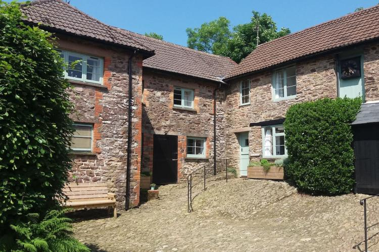 Staple Self Catering Cottage in Exford, Exmoor
